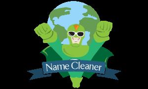 NameCleaner